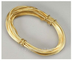 Wire of brass 1.8 LS59 GOST 1066-90