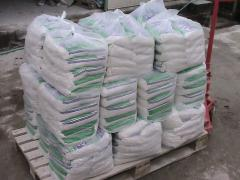 Alabaster Production in packing of 1, 2 and 5 kg,