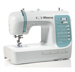 The computer Minerva MC 40 sewing machine with a