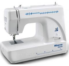 Electromechanical sewing machine MINERVA CLASSIC