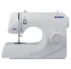 The electromechanical sewing machine Minerva M 21
