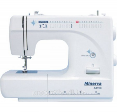 The electromechanical sewing machine MINERVA A819B