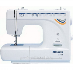The electromechanical sewing machine MINERVA A832B