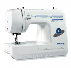 The electromechanical sewing machine MINERVA M-32Q