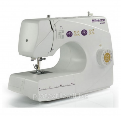 The electromechanical sewing machine MINERVA M-32K