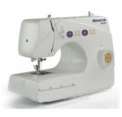 The electromechanical sewing machine MINERVA M-32K