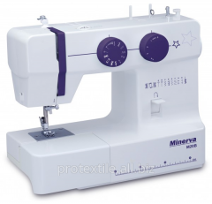 The electromechanical sewing machine MINERVA M20B