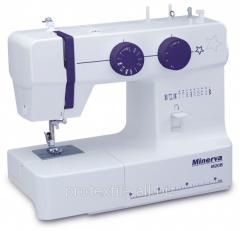 The electromechanical sewing machine MINERVA M20B