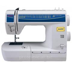 The electromechanical sewing machine TOYOTA JS 121