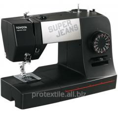 The electromechanical sewing machine TOYOTA Super