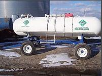 Ammoniac capacity