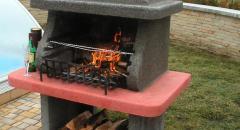 Lattices for a barbecue