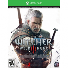 Видео-игра THE WITCHER III: WILD HUNT (XBOX ONE)