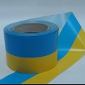 Tape Flag of Ukraine