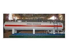 Резервуар для сжиженных углеводородных газов (СУГ) надземный А 71688-2Н