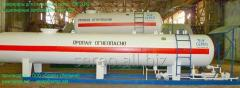 Резервуар для сжиженных углеводородных газов (СУГ) надземный СР012.000