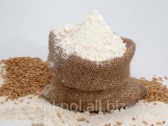 Wheat flour, highest grade