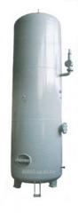 Boiler of cars tanks for transportation of