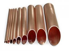 Tuba copper 24kh1.5khbukhta M1 soft GOST 617-90