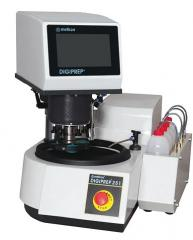 Programmable basic grinding and polishing machine