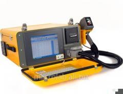 Mobile spark optiko-issue spectrometer (analyzer) of metals and alloys of MetalScan series A