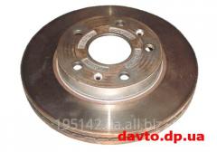 Disk brake forward Chery Amulet,