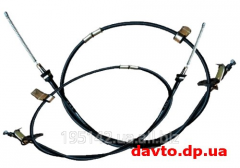 Cable of the Chery Eastar emergency brake,
