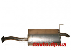 Muffler back part of Geely CK, art.106402005251