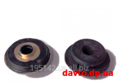 Support of the shock-absorber back top Geely MK,