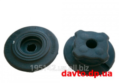 Support of the shock-absorber back lower Geely MK,