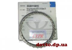Rings piston STD Geely CK 1,5, art.e020110010