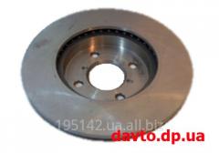 Disk brake forward BYD F3, art.bydf3-3501102