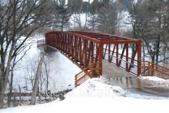 Металлоконструкция для мостов