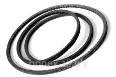 Belts are ventilatory, GOST 5813-93, TU