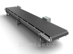Horizontal conveyers tape (conveyors)