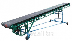 Conveyors mobile tape (conveyors)