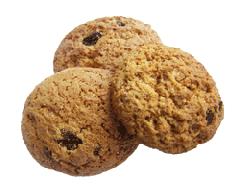 Печенье овсяное Изюм