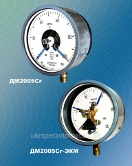 Buy compound pressure gages electrocontact