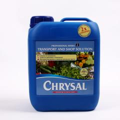 Top dressing for cut flowers of