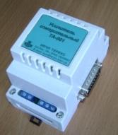 TA-001. The amplifier is measuring