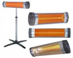 Heaters ultra-violet (UFO heaters). Climatic