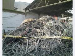 Куплю кабель алюминиевый отходы кабеля