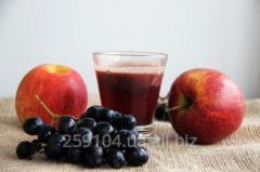 Сок Яблочно-виноградный