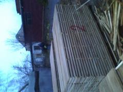 Board and preparation oak