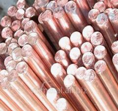 Rod copper