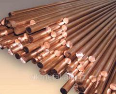 Copper rod, bars