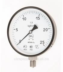 Ammoniac to buy the manometer in Ukraine