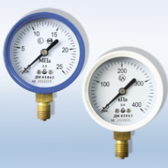 DM 05 manometers for acetylene