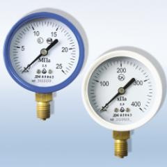 The manometer on DM 05063 acetylene
