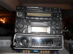 Магнитола кассетная Мерседес W-210.E-класс